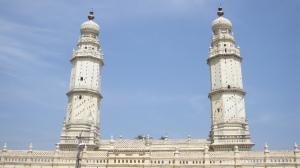 Menara Masjid Tipu Sultan