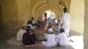 budak mengaji di Masjid Tipu Sultan