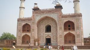 Akhbar Tomb