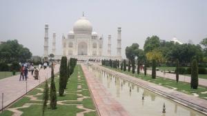 Taj Mahal yang indah