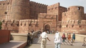 Red Fort Istana Shah Jehan